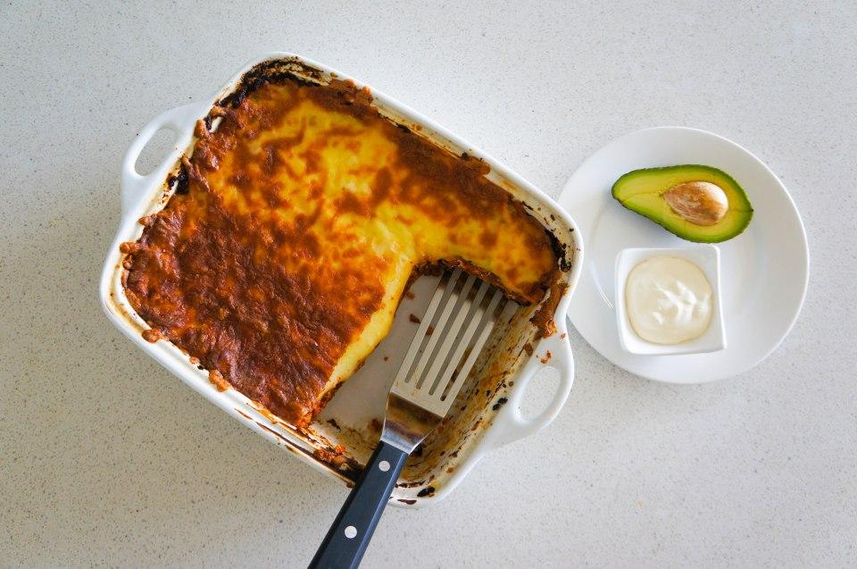 Mexican lasagna-1