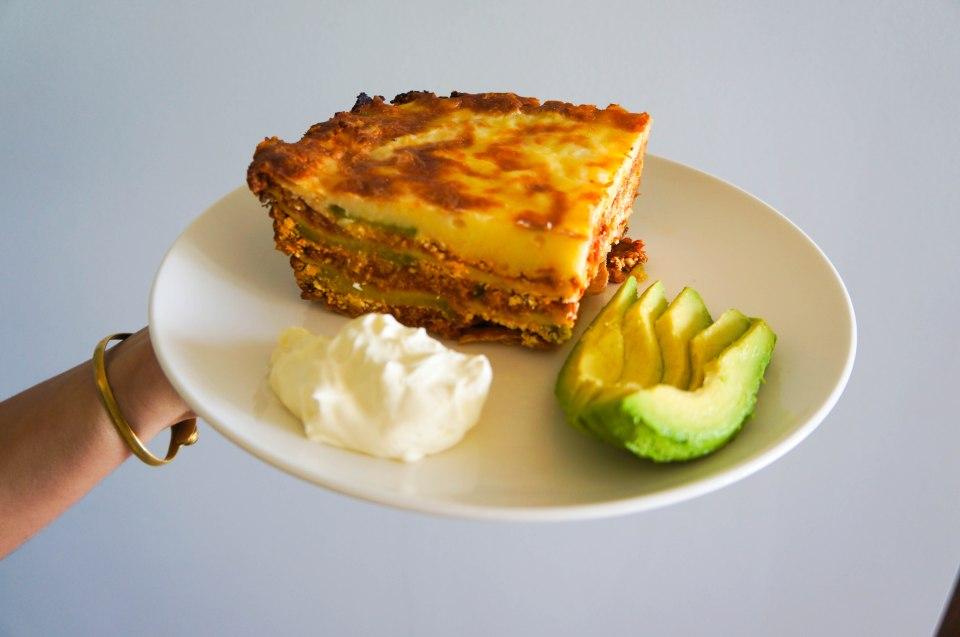 Mexican lasagna-2