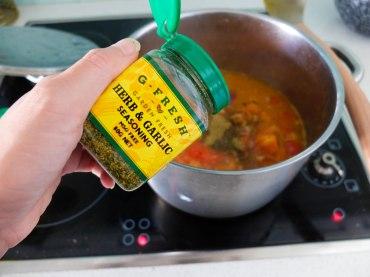 Tomato thyme soup-11
